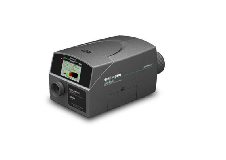 SIRC-2000 spectral image radiance colorimeter