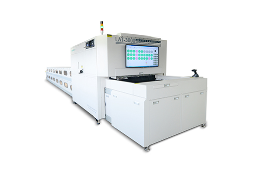 LAT-3000 LED LAMP AUTOMATIC AGING TEST PRODUCTION LINE
